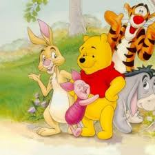 classic pooh backgrounds