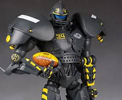fox football robot
