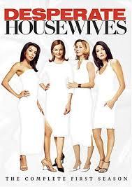 desperate housewives 1st season