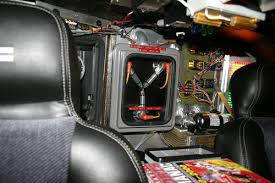 flux capacitor back to the future
