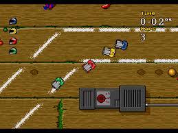 micro machines game