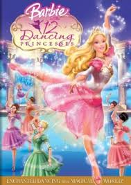 barbie the twelve dancing princess