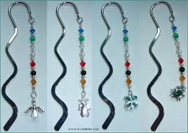 beaded book marks