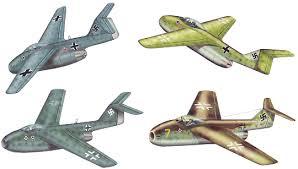 luftwaffe jets