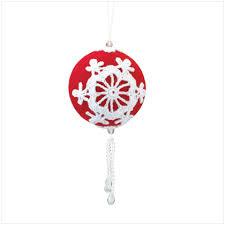 xmas ball ornament