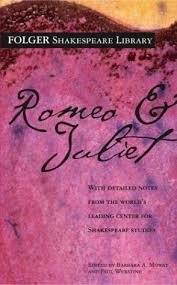 book of romeo and juliet