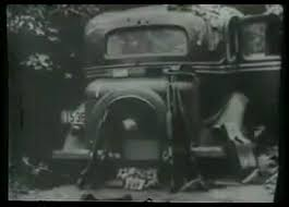 bonnie and clyde death pictures