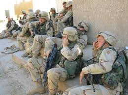 american army in iraq