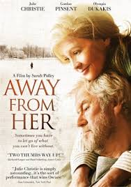 away from her dvd
