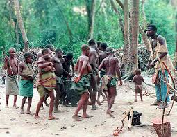 mbuti pygmies
