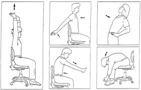 exercise postures