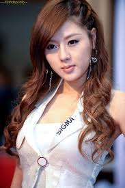 korean models photo
