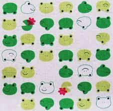 froggy fabric