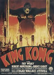 king kong 1933 posters