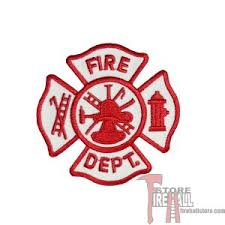 firefighter patch