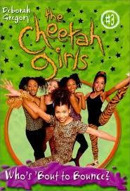 cheetah girls books
