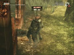 metal gear solid subsistence ps2