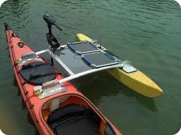 fishing kayak rigging