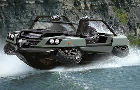 amphibian vehicles