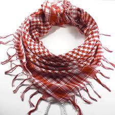 gauze square scarves