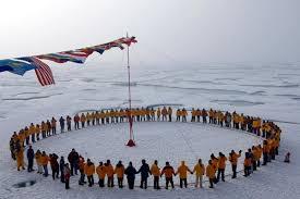 arctic north pole