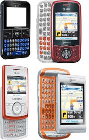 full qwerty phones
