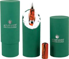 cylindrical packaging