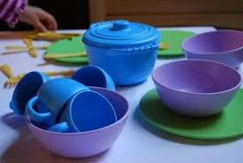 dishes toys