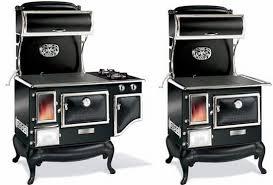 wood burning cookstoves