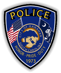 police shoulder patch
