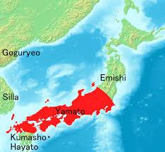 ancient japan maps