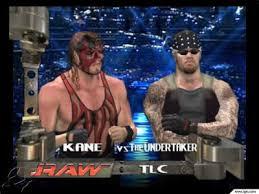 mask kane vs undertaker