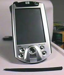 hp ipaq pocket pc h5550