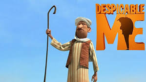 Despicable Me Movie � Animated
