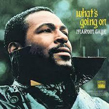 100 Albums cultes Soul, Funk, R&B Marvingayewhatsgoingon