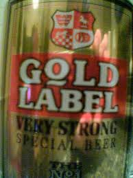 gold label beer