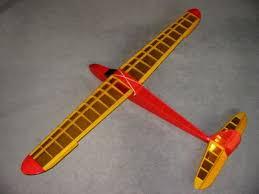 model glider designs