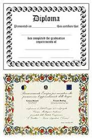 diplomas gratis