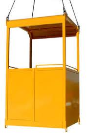 crane basket