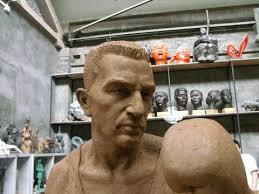 clay figure sculpture