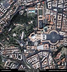city satellite images