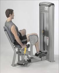 hip abduction machine