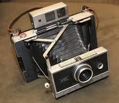 antique polaroid cameras