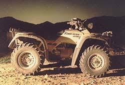 1997 honda foreman 400