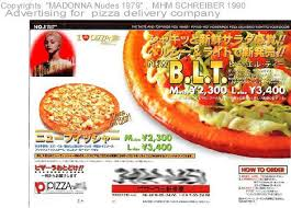 pizza advertising