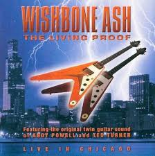 Wishbone Ash - Living Proof
