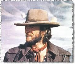 clint eastwood western movie