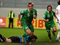 ireland soccer players