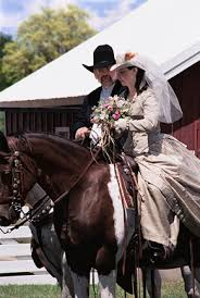 cowboy weddings