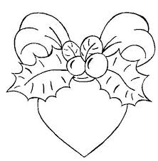 coeur noel